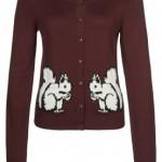 mint&berry Vest Rood